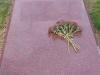 enkele zerk grafmonument